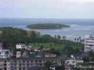 Aošima - pohled z dálky