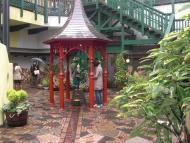 Vodní pumpa z Totora