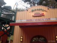 Stylová Ghibli restaurace/kavárna