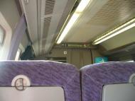 Uvnitř Shinkansenu
