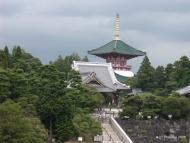 Chrám a pagoda